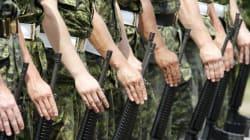 Simon Cadieux, un soldat accusé d'agression sexuelle, est déclaré non