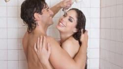 Photos: Sexe sous la douche: le Québec dit