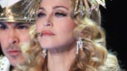 Des chaussures Madonna chez