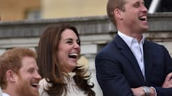 Duchess Of Cambridge Launches Water Balloons In A Designer