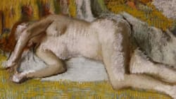 (VIDÉO) Degas et le nu