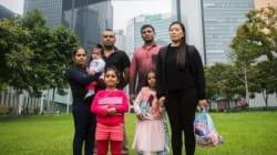 Le Canada, dernier espoir pour les familles qui ont hébergé Edward