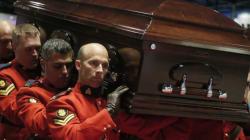 Procès de la GRC à Moncton: un policier blessé lors de la fusillade