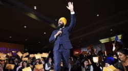 Jagmeet Singh Comes Out Against Kinder Morgan, Energy East