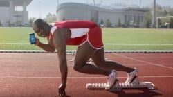 Une publicité avec l'ex-sprinteur Ben Johnson est dénoncée