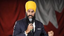 ► Why Jagmeet Singh Doesn't Mind If You Talk About What He Looks