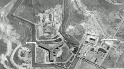 シリアの「人間屠畜場」サイドナヤ軍事刑務所内に、大量殺人の隠蔽目的で火葬施設を建設か