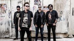 Papa Roach présente son nouvel album, «Crooked