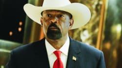 Trump nomme au gouvernement un shérif noir très