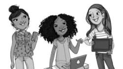 「女の子にプログラミングの世界をもっと知って欲しい」大学生が2年かけて本をつくる