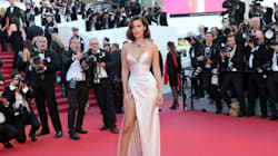Festival de Cannes 2017: Bella Hadid récidive sur le tapis rouge avec une nouvelle robe