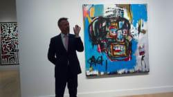 Record pour un tableau de Basquiat vendu à 110,5 millions de