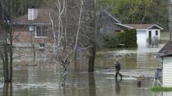 Inondations: 2889 résidences de 78 municipalités