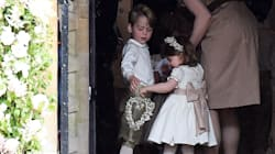 Prince George, Princess Charlotte Look Adorable At Pippa Middleton's