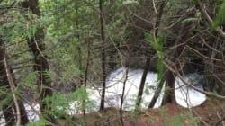 Femme disparue dans la chute Jean-Larose: les recherches