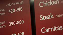 Calories On Menus Are Making Healthy Choices Even