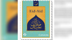 New Eid Stamp Released Just In Time For Canada's