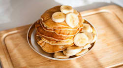 This Banana Oat Pancake Recipe Will Change Your