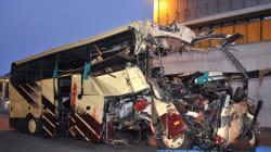 22 enfants périssent dans un accident de bus en