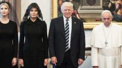 Les Trump et le pape OU la Famille