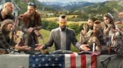 La bande-annonce et les premières images de «Far Cry 5» font hurler l'extrême droite