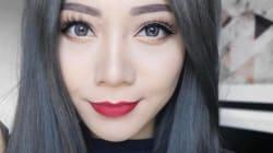 Les cheveux charbon : la nouvelle coloration à la