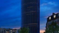 La tour Montparnasse s'illumine de nouveaux