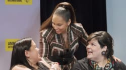 Canada's Indigenous Activists, Alicia Keys Share Human Rights