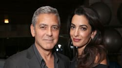 George And Amal Clooney's Twins Are