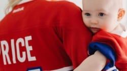 La femme de Carey Price publie une photo d'allaitement qui ne fait pas