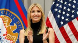 La marque Ivanka Trump fait à nouveau parler d'elle en