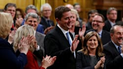 Harper With A Happy Face Shows Conservatives Still Don't Get