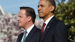 Obama et Cameron promettent de maintenir le cap en