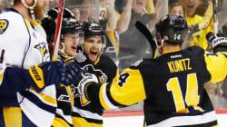 Guentzel propulse les Penguins vers une victoire face aux