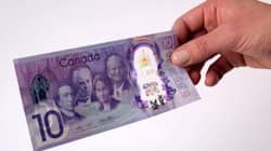 Check Out The New $10 Bill For Canada