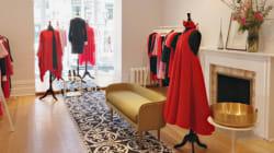 Éditions de robes fêtes ses 5 ans avec l'ouverture d'une deuxième boutique à