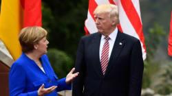 Trump, Merkel et les déficits