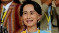 Trudeau parlera de paix avec Aung San Suu