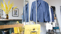 Philip Sparks Spring: A Sneak Peek At His New Store And Collection