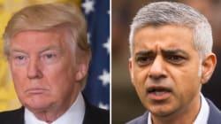 Trump s'en prend de nouveau au maire de Londres sur