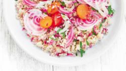 Une semaine de salades simples à emporter au