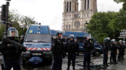 Un policier agressé sur le parvis de Notre-Dame à