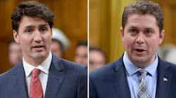 Scheer, Trudeau Trade Zingers Over PM's Talk Show