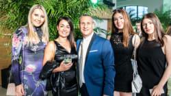 Styles de soirée: Soirée Rolls Royce pour le lancement du Grand Prix