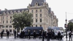 Notre-Dame: une vidéo de l'agression du policier est