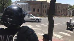 Iran: Les images des attaques à Téhéran, vues des réseaux