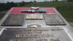 Woodstock devient officiellement un lieu historique