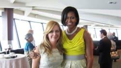 Julie Snyder se remémore un doux souvenir avec Michelle