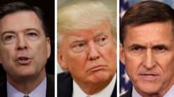 「トランプ氏から捜査から手を引くよう要請された」コミー元FBI長官が証言へ 「ロシア疑惑」めぐり