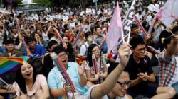 同性婚を認める司法判断 台湾人から不安の声も「社会がさらに分断される」